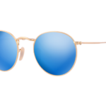 Ray-Ban Sunglasses Collection - Round Metal Flash